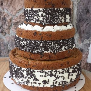 Chocolate Chip Tier