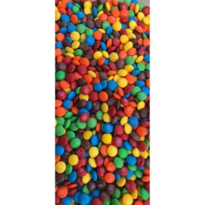 M&M Topping