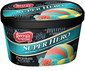 Super Hero Ice Cream