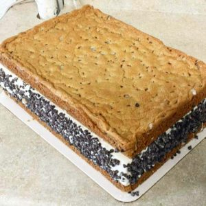 Cookie Sheet Cake from Joe's Dairy Bar and Grill