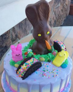 Easter Freak Cake