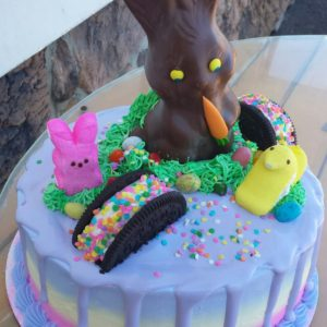Easter Freak Cake Xtra view