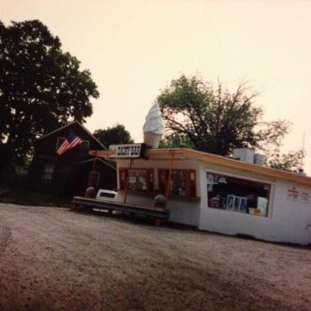 Joe's Dairy Bar and Grill in the 1990's